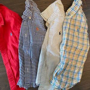 Lot of 3T boys Ralph Lauren